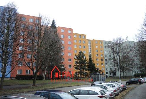 OV 3+1, lodžie, 66m² - ulice Kosmonautů, Brno-Starý Lískovec