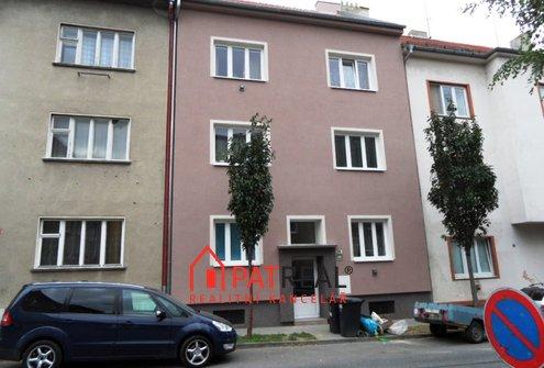 Prodej zrekonstruovaného bytu 1+1, 38m² - Brno - Královo Pole