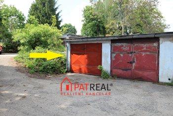Prodej garáže