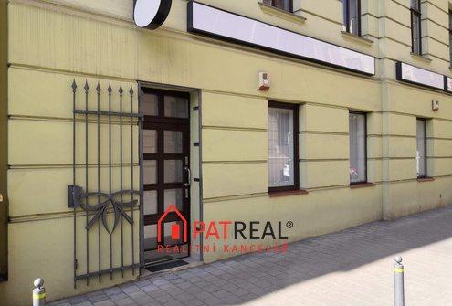 Pronájem kanceláří, 66m² - Brno - Úvoz