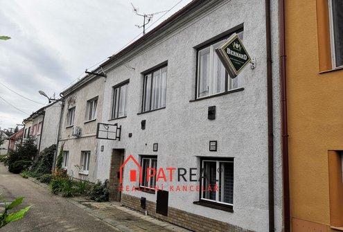 Prodej řadového RD, 159m² - Břeclav - Poštorná, pozemek 199 m²