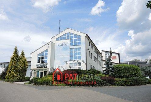 Pronájem kancelářských prostorů 126m2 s možností skladových prostor v Brně-Slatině