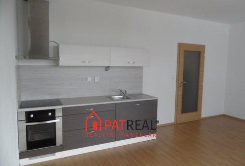 Pronájem bytu 1+kk, 41m² s terasou - Brno - Líšeň