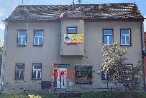 RD Rajhrad, k bydlení i podnikání, pozemek 176 m²