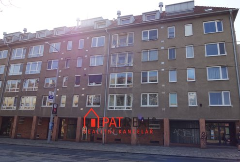 Pronájem velkého bytu 3+1, 83m² - Brno - Královo Pole