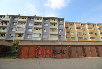 Pronájem bytu  2+1, 55m², lodžie, šatna, sklep, Brno - Komín