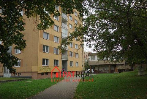 Pronájem bytu 1+1, 35m² - Brno - Královo Pole