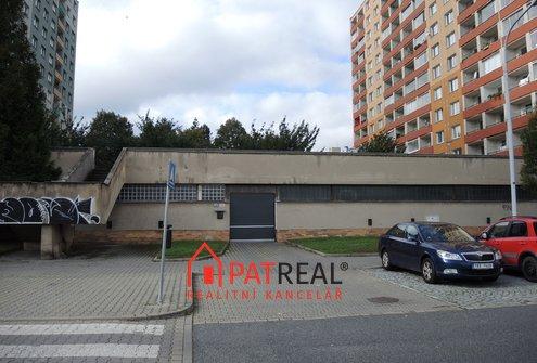 Pronájem garážového stání v Brno-Královo Pole
