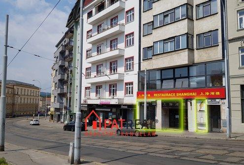 Pronájem, Obchodní prostory, 63m² - Brno - Staré Brno