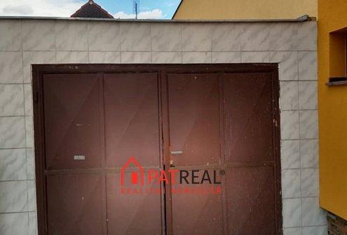 Prodej garáže, 19m² - Brno - Přízřenice