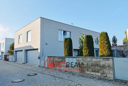 RD 4+kk v Unhošti, garáž, zahrada, pozemek 328 m²