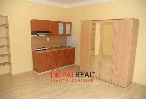 Pronájem bytu 1+kk, 30m² - Brno - Komín