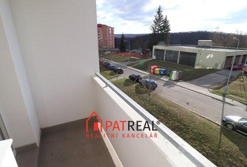 Pronájem bytu 2+1, 42m² s balkonem