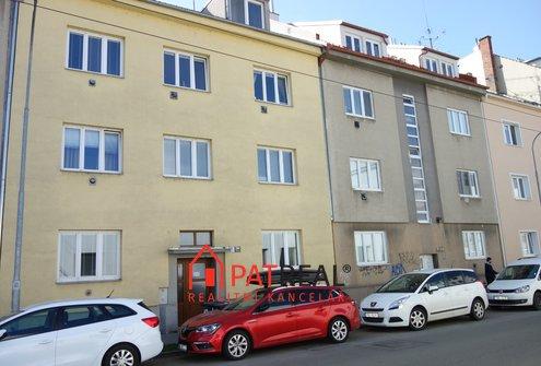 Pronájem bytu 2+kk, 65m² - Brno - Trnitá