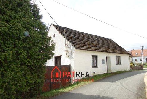 Prodej rodinného domu k rekonstrukci, 150m² - Vanovice, pozemek 308 m²