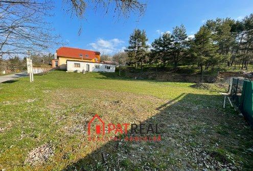 Prodej stavebního pozemku 2848m² - Hostěnice