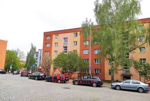 Prodej bytu 2+1, 54m² - Praha 3 - Žižkov, ul. Na vrcholu