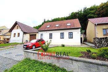 Prodej rodinného domu s krásnou zahradou, Račice-Pístovice - 25 km od Brna, pozemek 537 m²