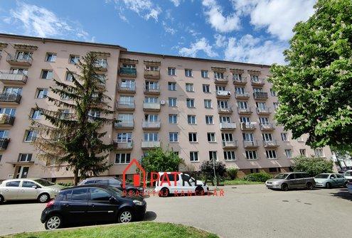 OV 2+1 - 56,57m², balkon - ulice Svatopluka Čecha, Brno-Královo Pole
