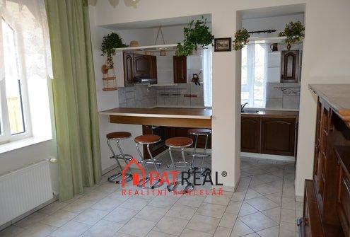 Pronájem bytu v RD 3+kk, 85m² - Židlochovice
