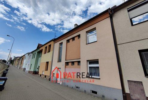 Vícebytový RD se zahradou v Brně-Řečkovicích, pozemek 322 m²