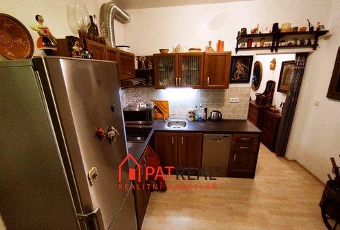 Pronájem bytu 1+1 38 m², s terasou a zahradou 138 m² - Ostopovice