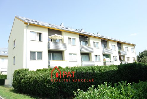 Prodej bytu 2+1, 52m² s vlastním parkovacím stáním v Brně - Slatině