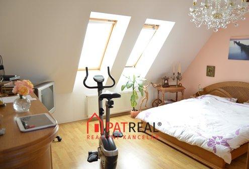 Pronájem bytu v RD 3+kk+pracovna s velkou terasou a možností garáže, 85m² - Židlochovice