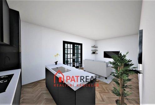 Prodej rodinného domu, 80m² - Hodonín, pozemek 138 m²