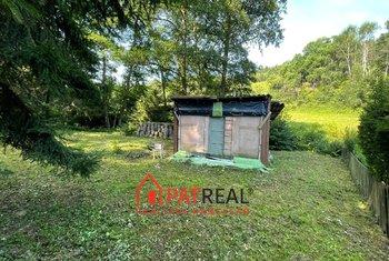 Prodej chaty na vlastním pozemku, pozemek 398 m²