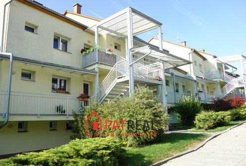 Krásný mezonetový byt 6+kk, 139m² s balkonem a zahrádkou - Zbýšov u Vyškova