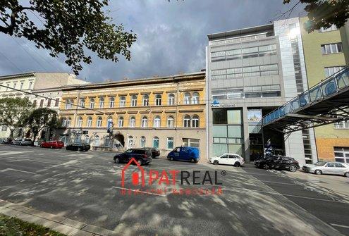 Pronájem bytu 1+1, 32m2 v centru Brna