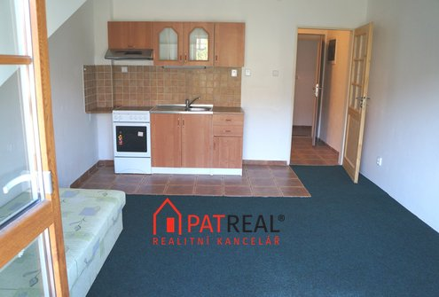 Pronájem bytu 1+kk, 30m² - Brno - Žabovřesky, Minská