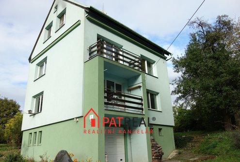 Pronájem bytu 2+1 s balkonem a zahradou - Brno - Řečkovice