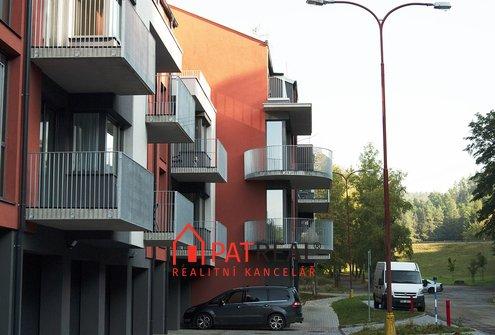 Pronájem novostavby bytu 1+kk, v Blansku