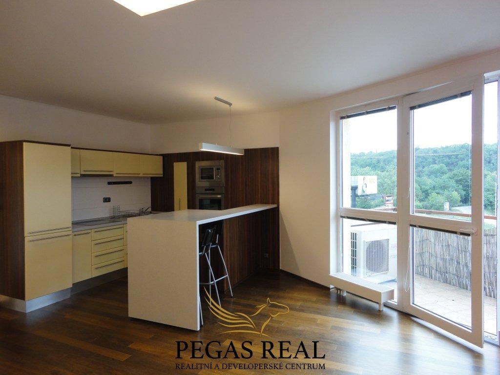 Pronájem bytu 4+kk s balkonem, 120 m<sup>2</sup> – Brno – Královo Pole