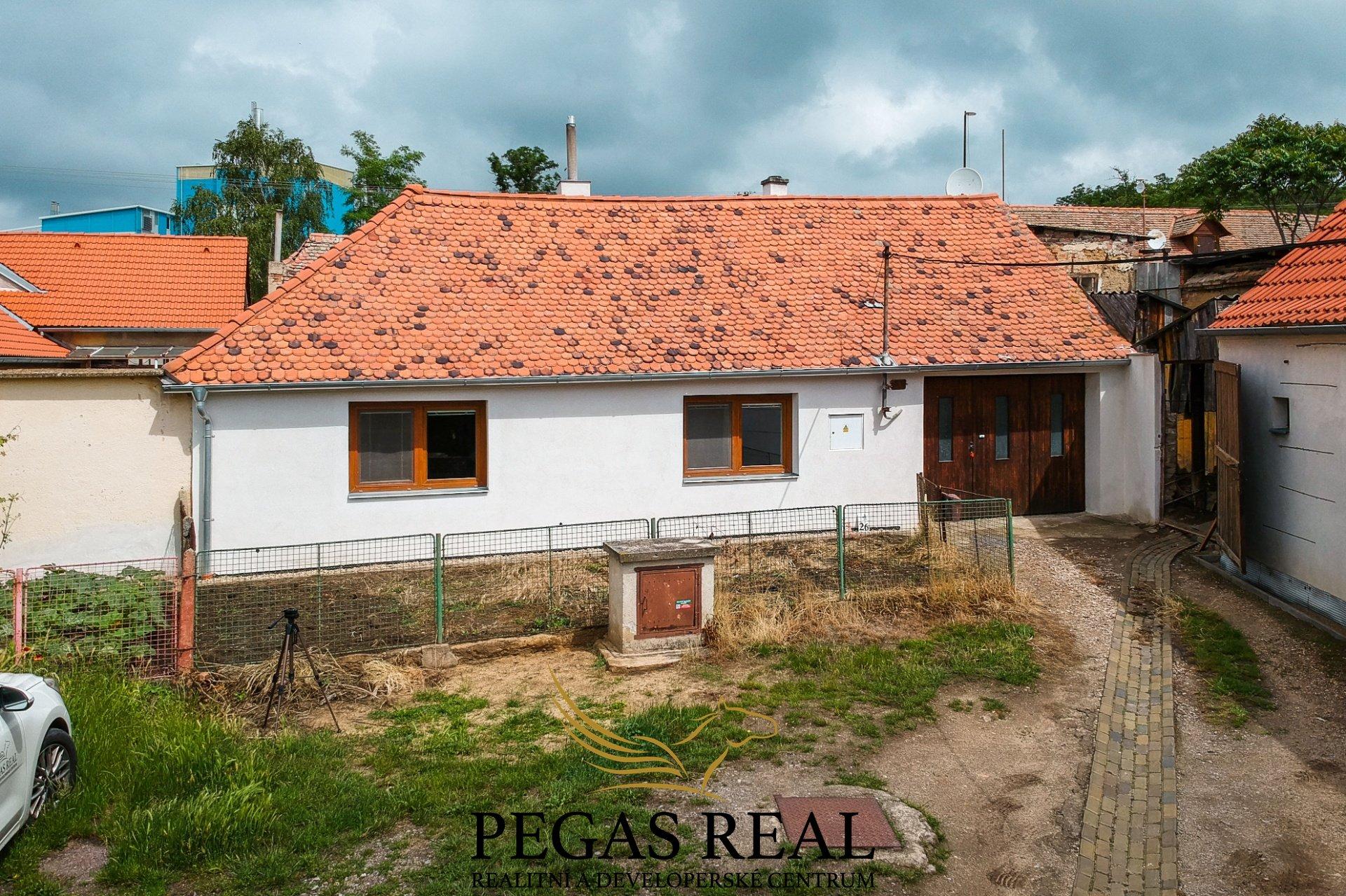 Prodej rodinného domu 101 m<sup>2</sup> – Hodonice, okr. Znojmo