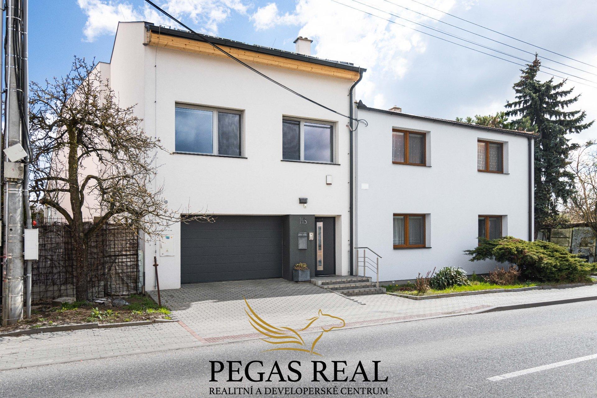 Prodej, Rodinné domy, 390m<sup>2</sup> – Brno – Líšeň