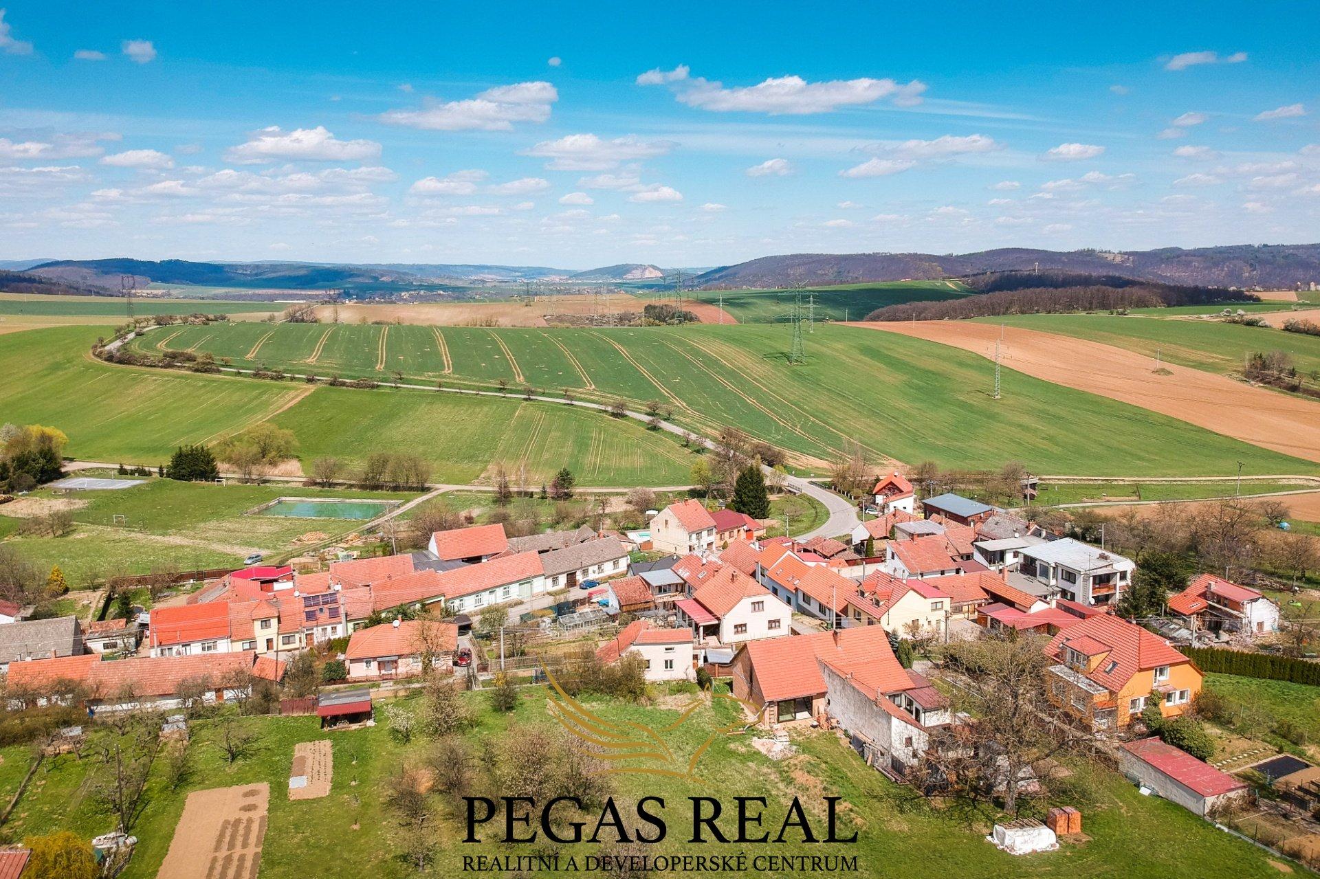 Prodej pozemku pro bydlení, 3.221m<sup>2</sup> – Hvozdec