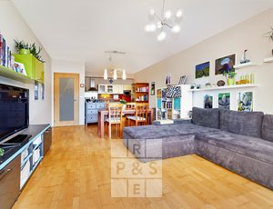 Prodej, Byty 2+kk, 77,2m² - Praha - Liboc
