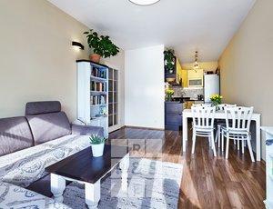 Prodej, Byty 3+kk, 63m², balkon 3,5m² Praha - Kyje