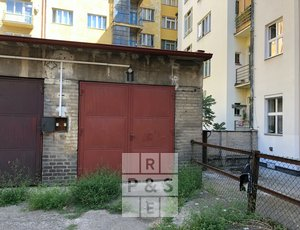 nabízí, pronájem, garáže Šternberkova 1351/14, Praha - Holešovice