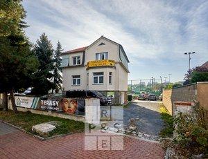 Prodej, dům ke komerčnímu / rodinnému využití, 731m² - Praha - Štěrboholy