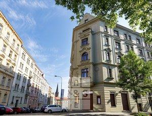 Pronájemj, Byty 2+kk, 56,9m² - Kubelíkova,  Praha Žižkov, NEPLATÍTE PROVIZI RK