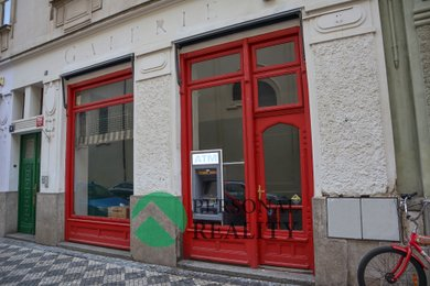 Pronájem, Obchodní prostory, 199m² - Praha - Staré Město, Ev.č.: 00102
