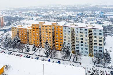 Prodej, Byty 2+1,  59m² - Chomutov, Ev.č.: 00127