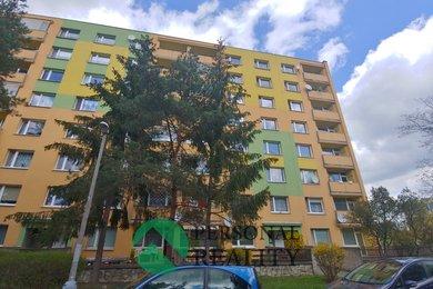 Prodej, byt 1+1, 35m² - Bílina - Teplické Předměstí, Ev.č.: 00175