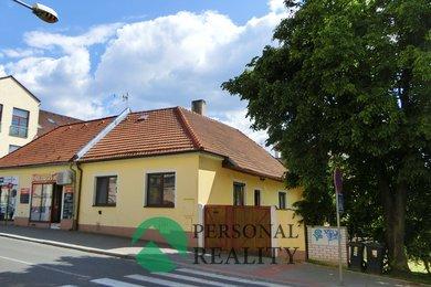 Pronájem, Byty 1+1, 40m² - Poděbrady, ul. Husova, Ev.č.: 00194
