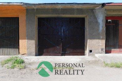 Prodej, garáž, 25 m² - Bílina - Teplické Předměstí, Ev.č.: 00195