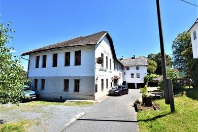 Prodej, Rodinné domy, 584m² - Stříbrná Skalice - Hradové Střimelice, Ev.č.: 00021